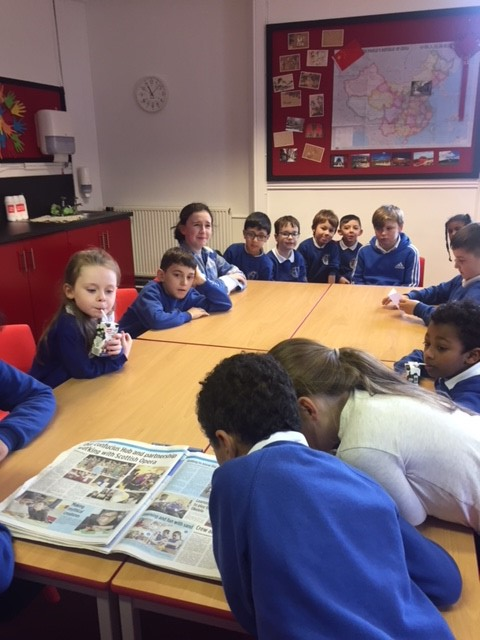 Our latest Pupil Council Meeting
