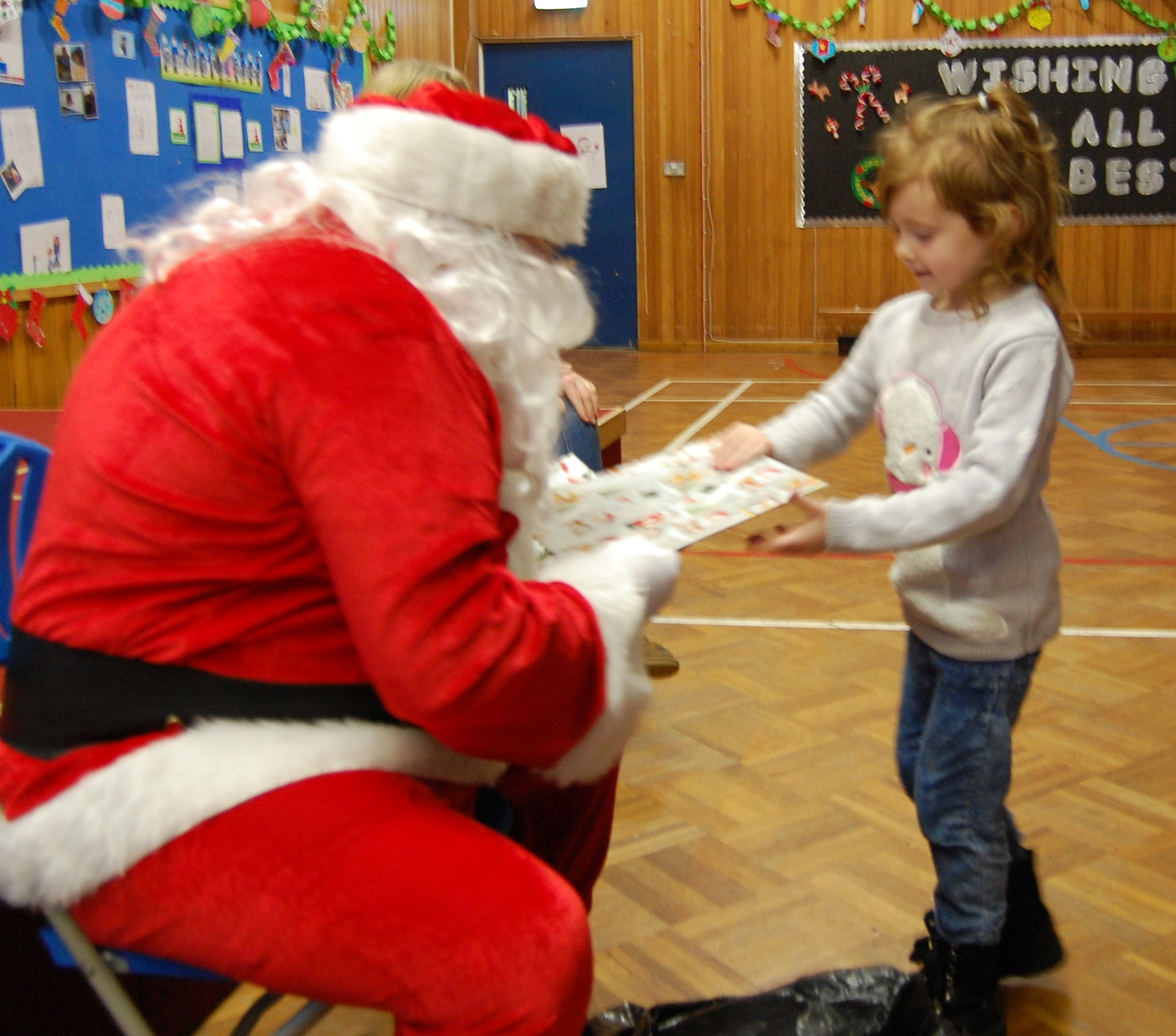 P2 And P3 Christmas Party